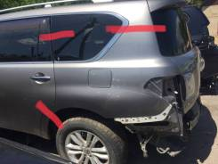 Крыло заднее левое Nissan Patrol Y62 2010-2017 год