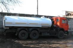 Доставка воды водовозом.