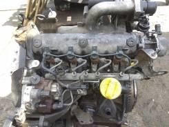 Контрактный двигатель Renault Megane Scenic Laguna II 1,9л F9Q F9