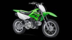 Kawasaki KLX 110, 2017