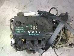 ДВС с КПП, Toyota 2NZ-FE - AT U441E-02A FF NCP70 коса+комп