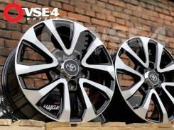 NEW! Самые свежие! # T-LC 200 Excalibur R18 5x150 Black Polish [VSE-4]