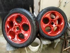 Летние колеса Bridgestone на дисках Rays 215/50 R17