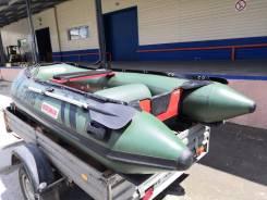 Продам моторную лодку ПВХ Suzumar DS 320 AL