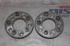 Проставки колесные 25мм 5х114.3