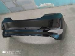 Бампер задний Hyundai Solaris 14-17 г. в. новый, черный