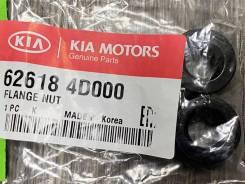 Гайка M6 Hyundai/KIA 626184D000