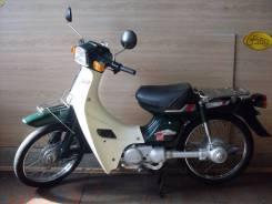 Yamaha Mate 50, 1998
