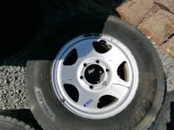 Пара колес 195/80R15LT 6x139.7 6.0J ET30 4 шт Yokohama Ice Guard IG91