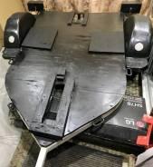 Телега-платформа 2004 г. в., ( под мотоцикл, лодку).