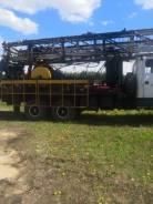 Установка буровая подъемная УБП-100 Краз 63221, 2012