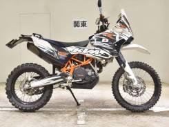 KTM 690 Enduro R, 2011
