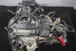 Двигатель+КПП Suzuki K6A, 660 куб. см Контрактная Suzuki [225136]