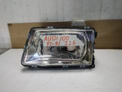 Фара левая Audi 100/200 [44] C3 1983-1991