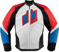 Куртка кожаная ICON HyperSport