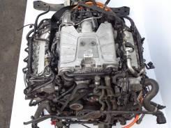 Контрактный двигатель Volkswagen Touareg 2 II 7P 3л CGE