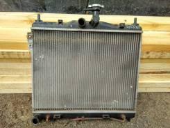 Радиатор двигателя Hyundai Getz