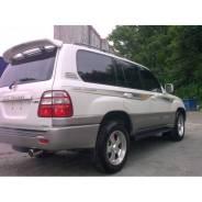 Не кривой спойлер Toyota LAND Cruiser 100 (1998-2007)