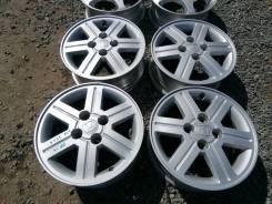 Made IN Japan* R14 4x100 5.5J ET45 4шт Honda