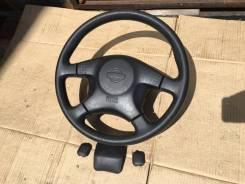 Подушка безопасности водителя Nissan Bluebird HU14