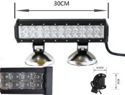 Фара-люстра светодиодная универсальная CH019B-72w 24 диода Cree 5D
