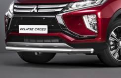 Защита переднего бампера Mitsubishi Eclipse Cross с 2017г d57