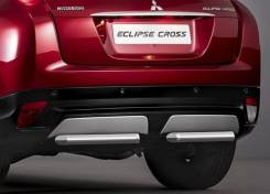 Защита заднего бампера Mitsubishi Eclipse Cross с 2017г d57