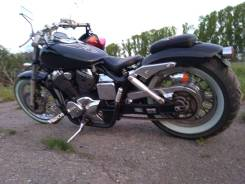 Honda Shadow 400 Slasher, 2001