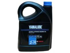 Масло Для 2-Х Тактных Лодочных Моторов Tc-W3 Rl (Пластик/Германия) (5) Yamaha арт. YMD6302105A2 Yamalube 2-M