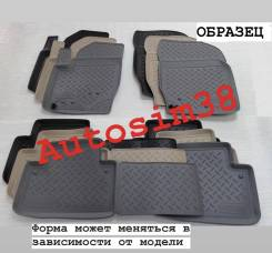 "Коврики в салон Hyundai Solaris в Иркутске ""Autosim38"""