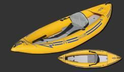 Каяк для горных рек Attack PRO Whitewater: AE1051-Y
