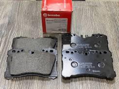 Колодки тормозные перед Lexus LS460/LS600 0446550260