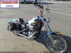 Harley-Davidson Dyna Wide Glide FXDWG, 2007