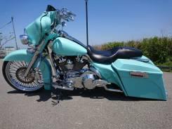 Harley-Davidson Street Glide FLHXI, 2006