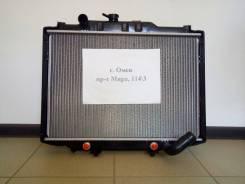 Радиатор Mitsubishi Delica 4D56 89-99г