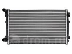 Радиатор AUDI A3 / S3 12- / TT 14- / Skoda Octavia 13- / Superb 15-