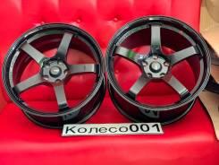 Новые кованые диски Advan Racing GT