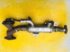 Радиатор рециркуляции выхлопных газов ЕГР (EGR) 1.6HDI 9HZ Peugeot 407 2004-2010 [1618NR,161863,9640527680]