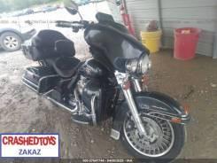 Harley-Davidson Electra Glide Ultra Classic FLHTCU, 2009