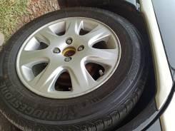 Комплект дисков с резиной Bridgestone Turanza T001