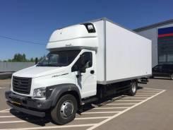 Грузовик изотермический Газон Некст 10 тонн Сэндвич фургон