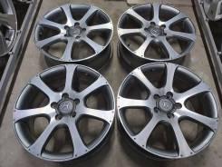"""Красивые литые диски 18"""" Хонда (5*114.3) 7j et+50 цо64.1мм"""
