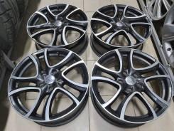 """Красивые литые диски для Mazda 17"""" (5*114.3) 7j et+50 цо 67.1мм"""