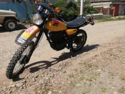 Yamaha XT 250, 1996