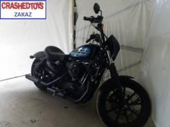 Harley-Davidson Sportster 1200 Nightster XL1200N, 2018