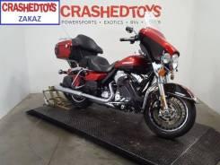 Harley-Davidson Electra Glide Ultra Limited FLHTK, 2013