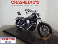 Harley-Davidson Dyna Street Bob FXDB, 2014