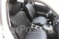 Авточехлы модельные для Nissan Juke с 2010г+ (Экокожа)