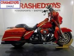 Harley-Davidson Street Glide FLHX, 2008