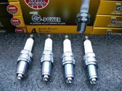 Комплект Платиновых Свечей зажигания NGK G-Power DCPR7EGP (IXU22)